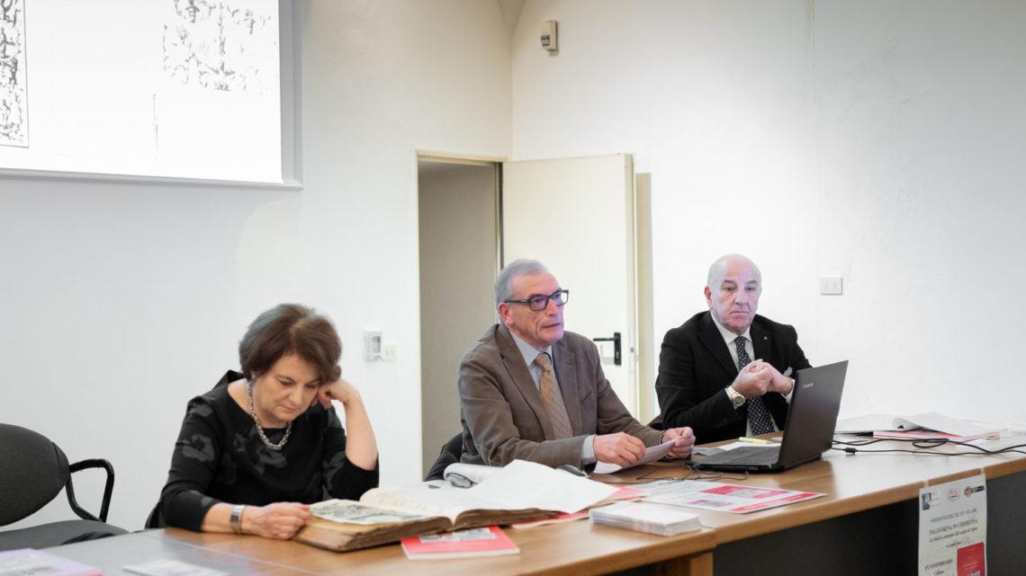 """PRESENTAZIONE DEL LIBRO """"PALESTRINA IN COPERTINA. LE FONTI A STAMPA DAL 1499 AL 1900"""""""