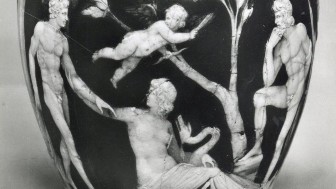 Il VASO BARBERINI-PORTLAND AL BRITISH MUSEUM