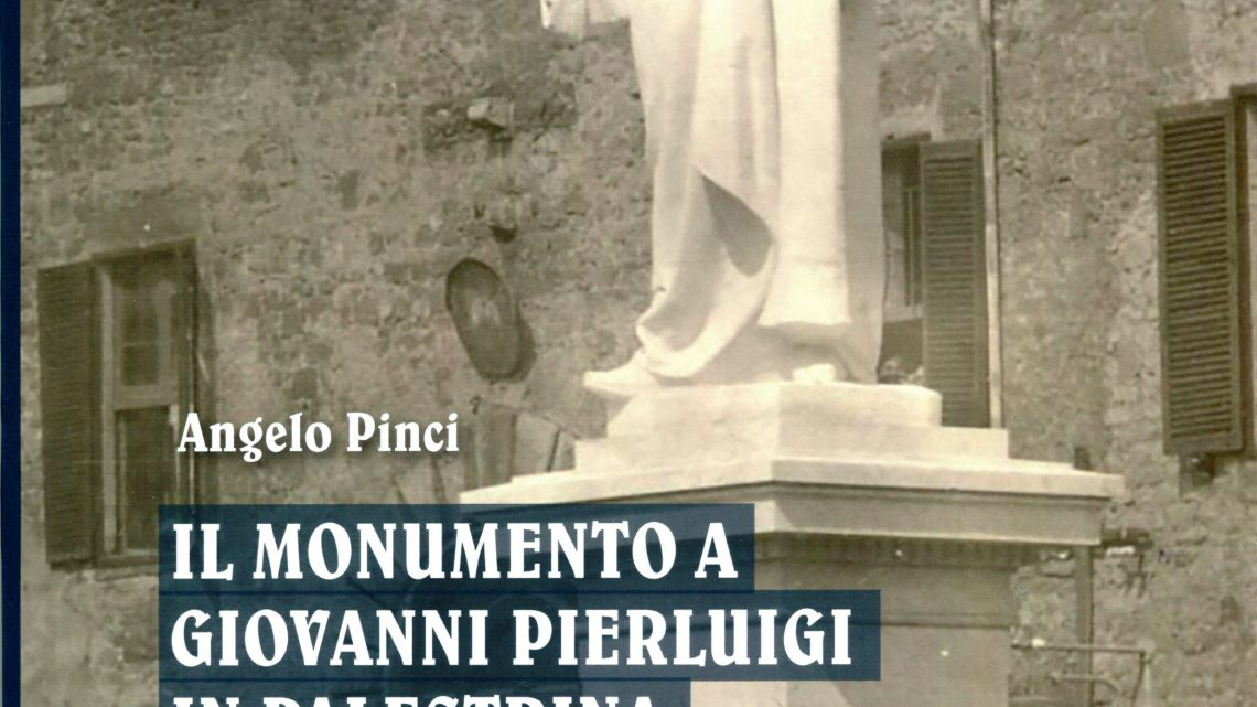UN LIBRO PER I 100 ANNI DEL MONUMENTO A PIERLUIGI